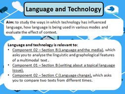effects of texting on the english language