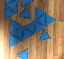 GCSE PE Edexcel 9-1 Movement analysis/Lever systems Tarsia Triangle Puzzle