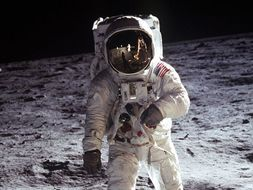 Did man really land on the moon?