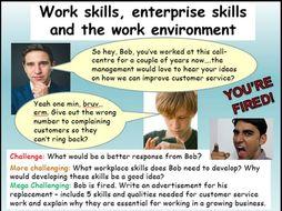 Careers - Work skills