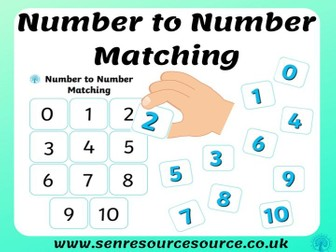 Number to Number matching