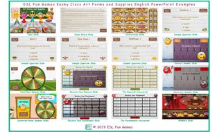 Art-Forms-and-Supplies-Kooky-Class-English-PowerPoint-Game.pptm