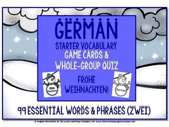 GERMAN CHRISTMAS EDITION GAMES & QUIZ (2)