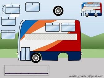 Transport - Drag and drop activity - KS1 (Year 1 & 2)