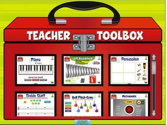 The Anti-Bullying Teacher Toolbox