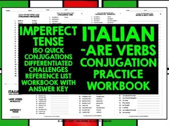 ITALIAN ARE VERBS CONJUGATION 3
