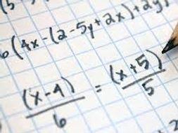GCSE Higher Algebra Test