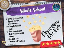 Back To School : Popcorn Picker