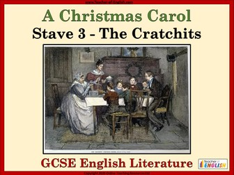 A Christmas Carol - The Cratchits