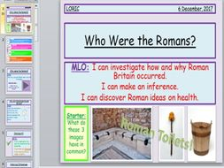 Romans introduction lesson.