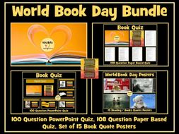 Book Day Bundle