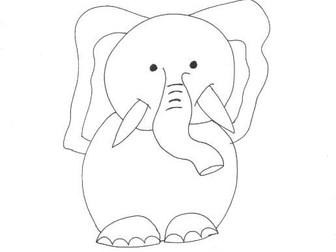 Elephant: Animals
