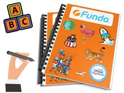 FUNDA Handwriting A-Z Practice Books (eDownload)