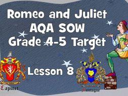 Iambic Pentameter - Lesson 8 (Romeo and Juliet)