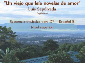 Secuencia didáctica sobre un trabajo literario (C.4) - DP - Español B - Nivel Superior