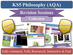 AQA Philosophy - Moral Philosophy Bundle - Applied Ethics & Revision Sessions