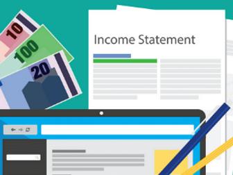 Business Finance: Income Statement