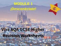 Spanish Viva GCSE (H) Module 1 Revision