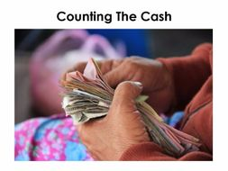 Starter For Ten Enterprise Project. Lesson Twelve - Counting the Cash