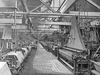 Market Place Activity: Textile Industry 1750 - 1900