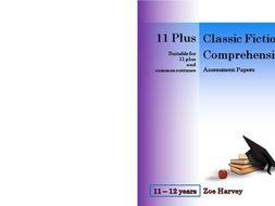 11 plus English comprehension CEM or GL assessment - Paper 7 A Christmas Carol