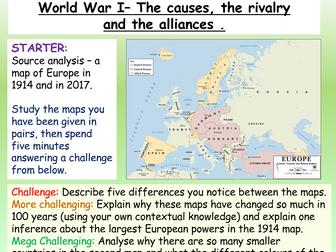 World War One: World War I Bundle