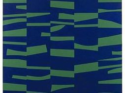 Ellsworth Kelly Quotes The Artist On His Flat Painting Hard Edge