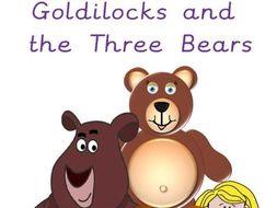 Goldilocks Activities