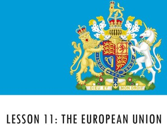 ELS - Law and The European Union