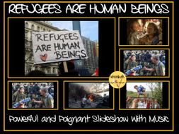 Refugee Week: Refugees Are Human Beings