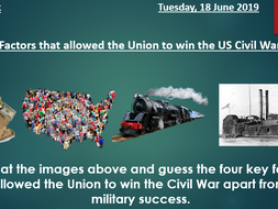 Other Factors that Allowed the Union to Win