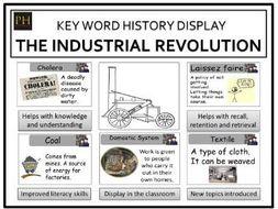 Industrial Revolution Display Teaching Resources
