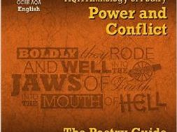 Power and Conflict Homework booklet