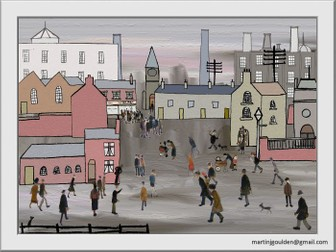 Create\Make Your Own Lowry Digital Painting  - KS1