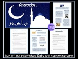 Ramadan and Eid–Ul-Fitr: Fact Sheets and Comprehensions