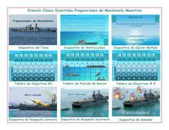 Movement-Prepositions-Spanish-PowerPoint-Battleship-Game.pptx