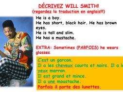 Mon objet préféré - My favourite object - French - Year 7