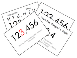 Place Value: 6-digit Resource Pack A