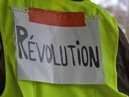 Les gilets jaunes - manifestations 2018