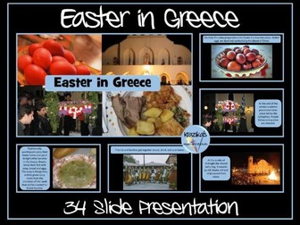 Easter in Greece/Pascha