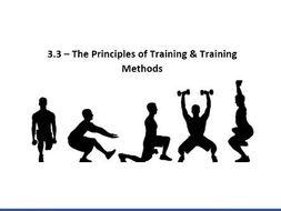 Edexcel GCSE PE 9-1. Principles of Training Workbook. by