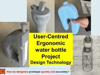 Iterative Ergonomic Product Design Project