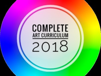 ART COMPLETE ART CURRICULUM 2018