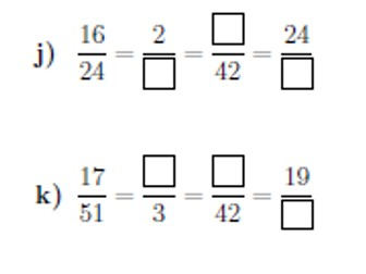 Fractions, mixed numbers, percentages and decimals
