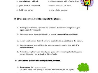 45 English Phrases and Idioms