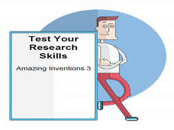 Test Your Research Skills Amazing Inventions 3