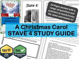 Stave 4. A Christmas Carol Study and Revision Guide by ajs12345 - Teaching Resources - Tes