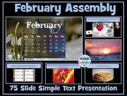 February  Assembly