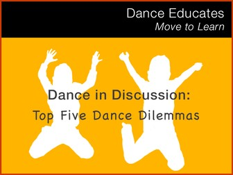 Dance in Discussion: Top Five Dance Dilemmas