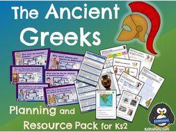 Ancient Greeks Planning